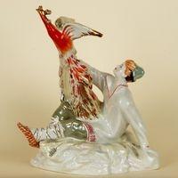 Фарфоровые фигурки и статуэтки