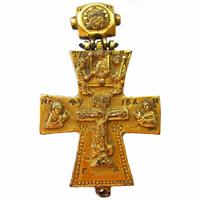 Кресты и иконы