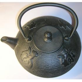 Чайник для китайского чая чугунный тяжелый
