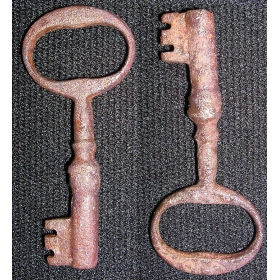Ключ стальной 18 век