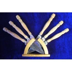 Набор из 6 ножей Япония