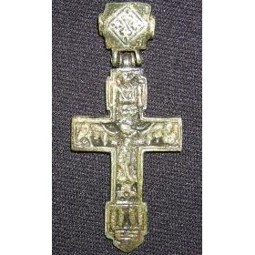 Крест-энколпион славяне