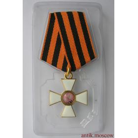 Орден Святого Георгия 4 степени - копия на колодке