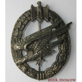 Знак Армейский парашютист - копия